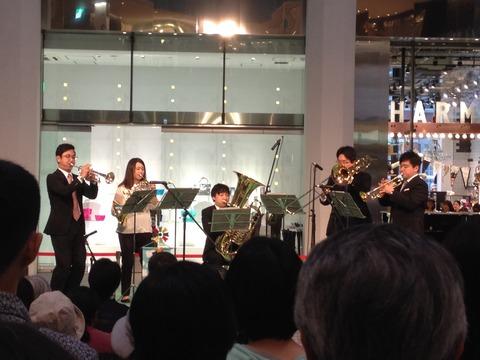 【演奏会】ラフォルジュルネオジャポン2016〜ナチュール金管5重奏団〜