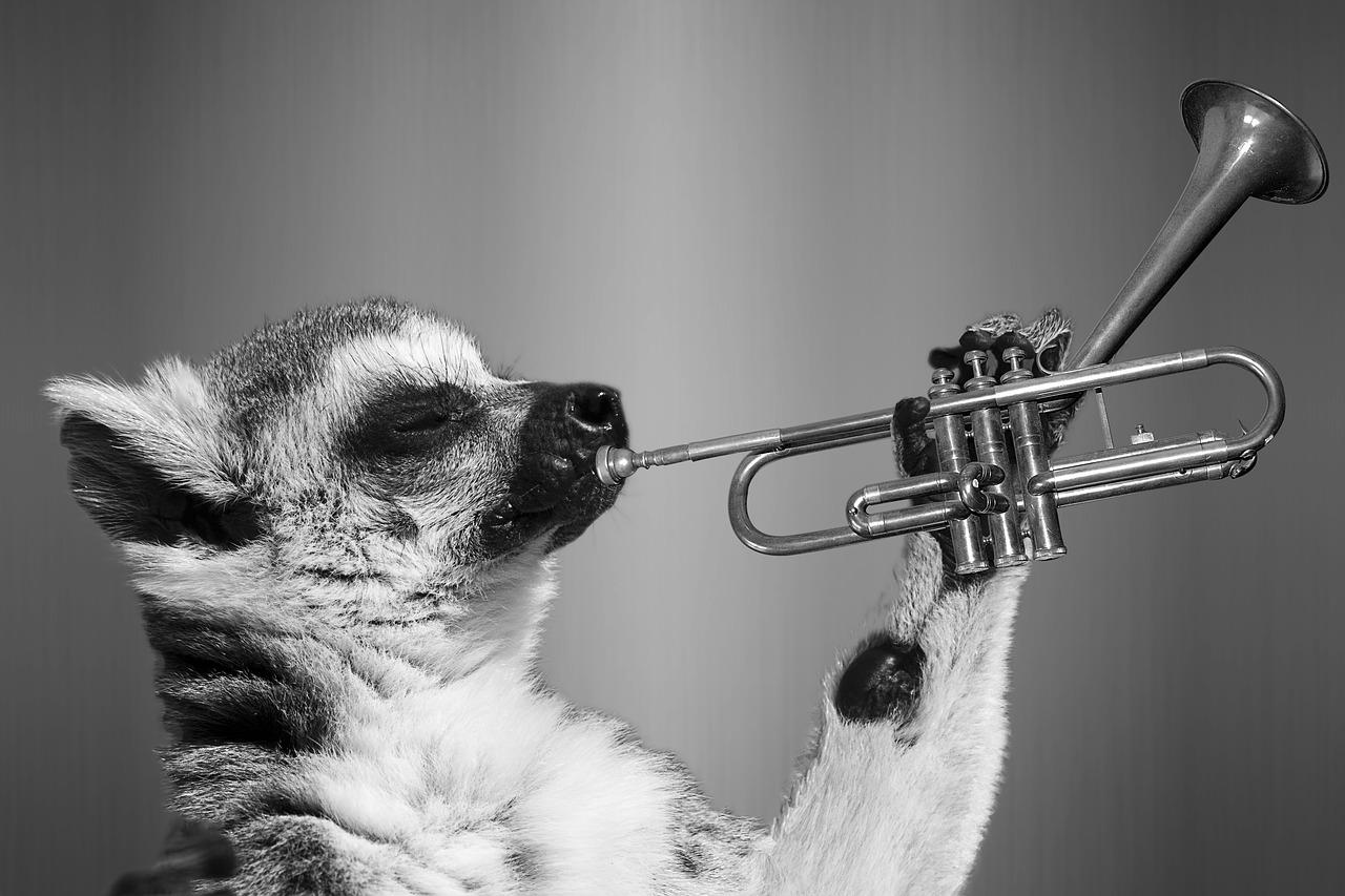 管楽器のピッチを合わせるための方法