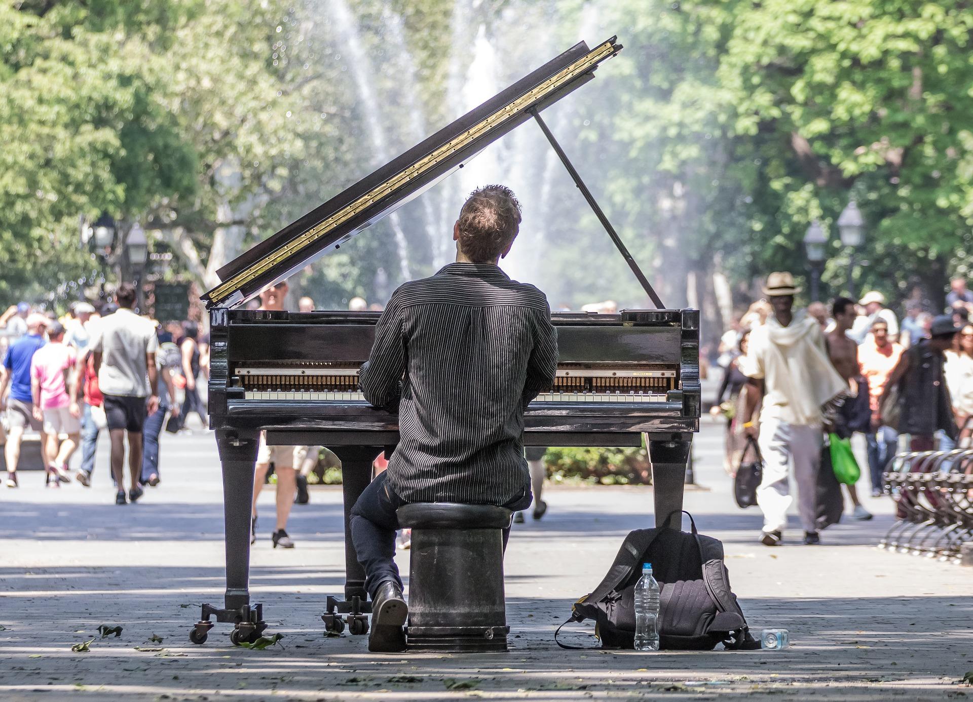 クラシック音楽に関わる仕事一覧
